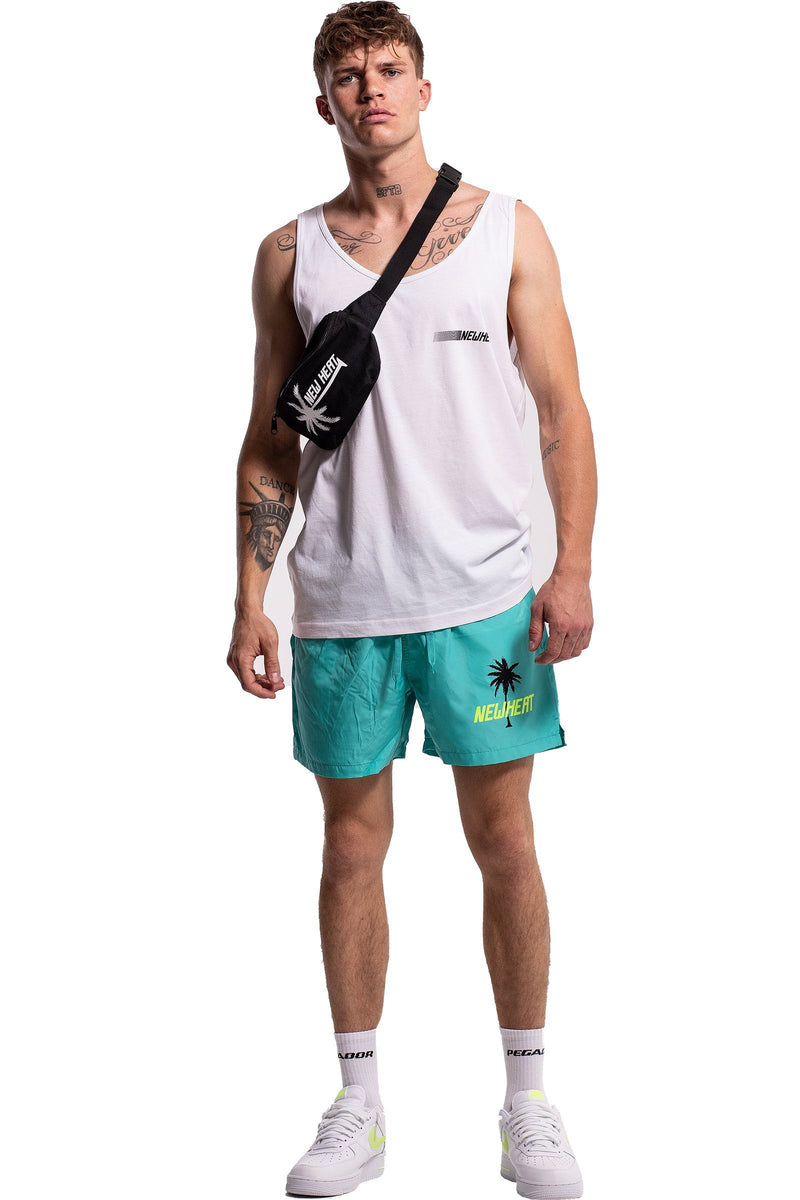 John Swimshorts Summer Blue - PEGADOR - Dominate the Hype