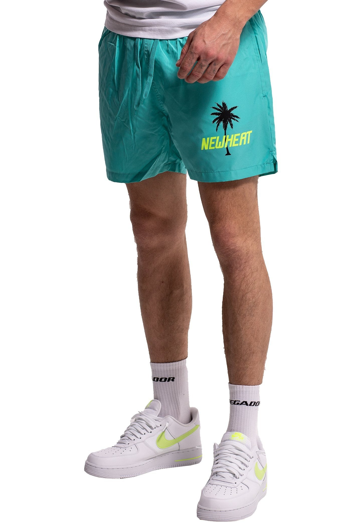 John Swimshorts Summer Blue SHORTS PEGADOR