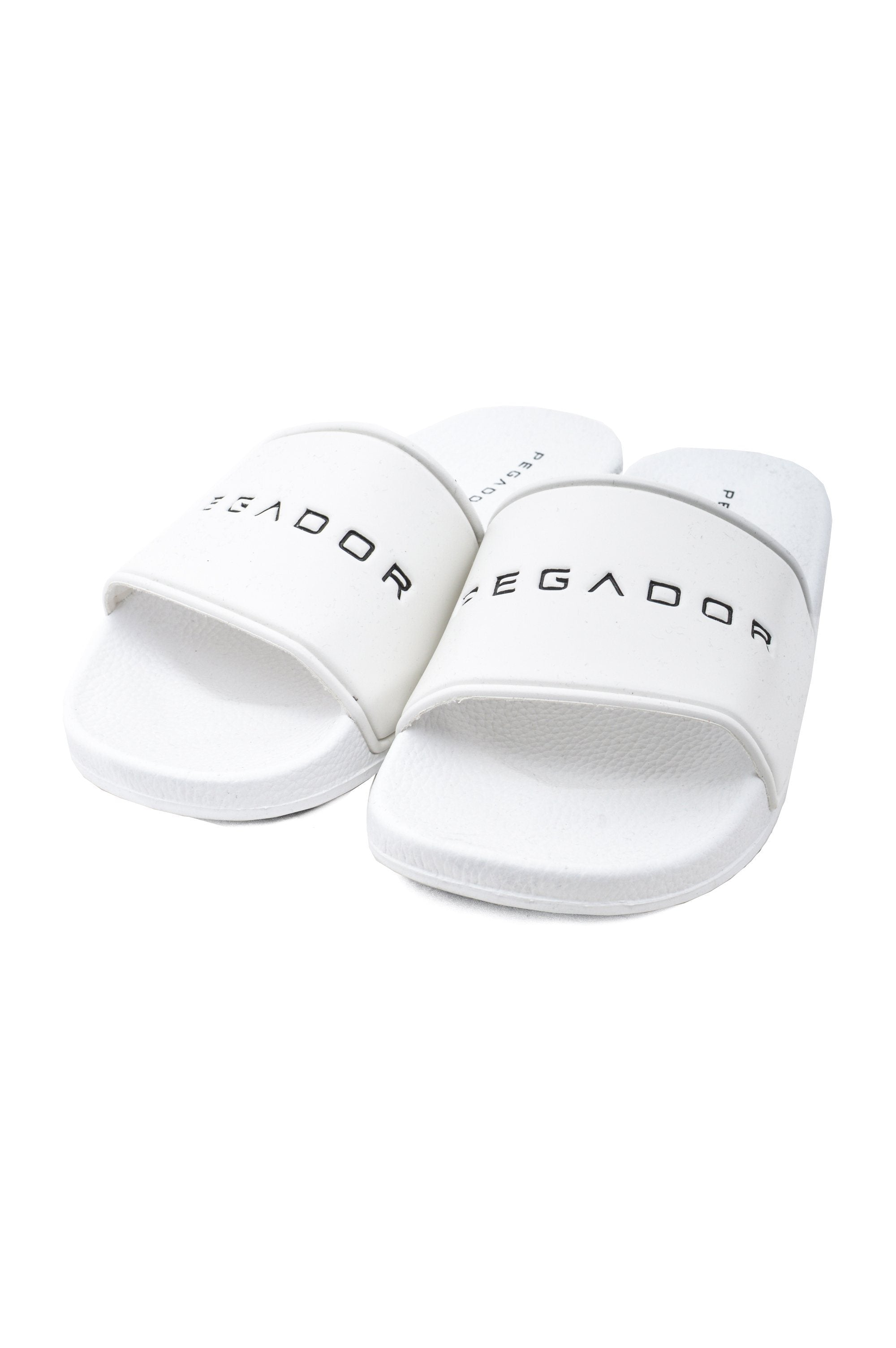 Pegador Sliders White - PEGADOR - Dominate the Hype