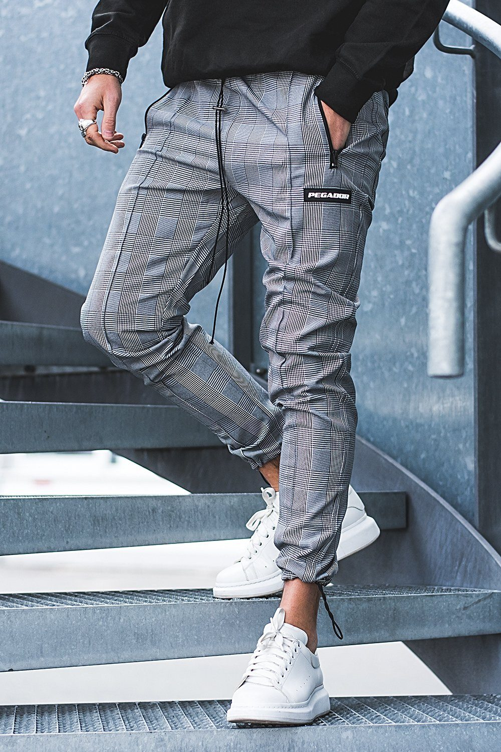 Pino Pants Checkered PANTS PEGADOR