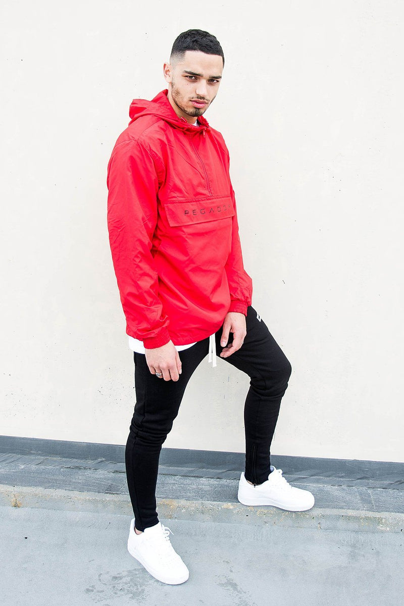 Nalpo Anorak Jacket Red