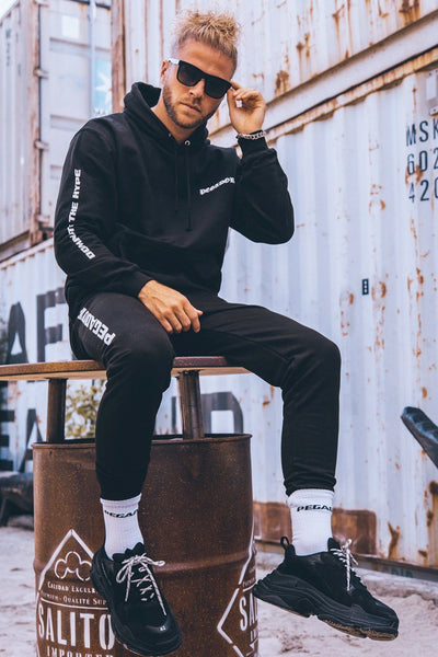Gomes Sweatpants Black - PEGADOR - Dominate the Hype