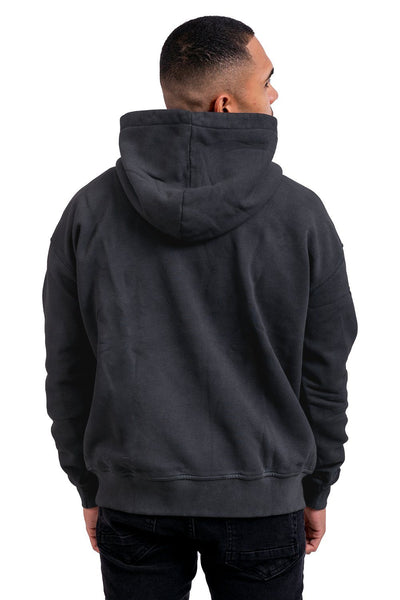 Diogo Hoodie Washed Black - PEGADOR - Dominate the Hype