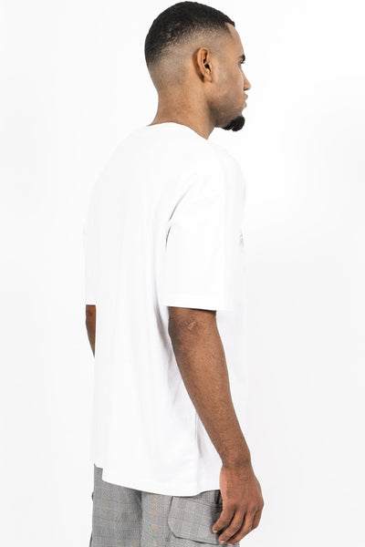 Lom Oversized Tee White - PEGADOR - Dominate the Hype