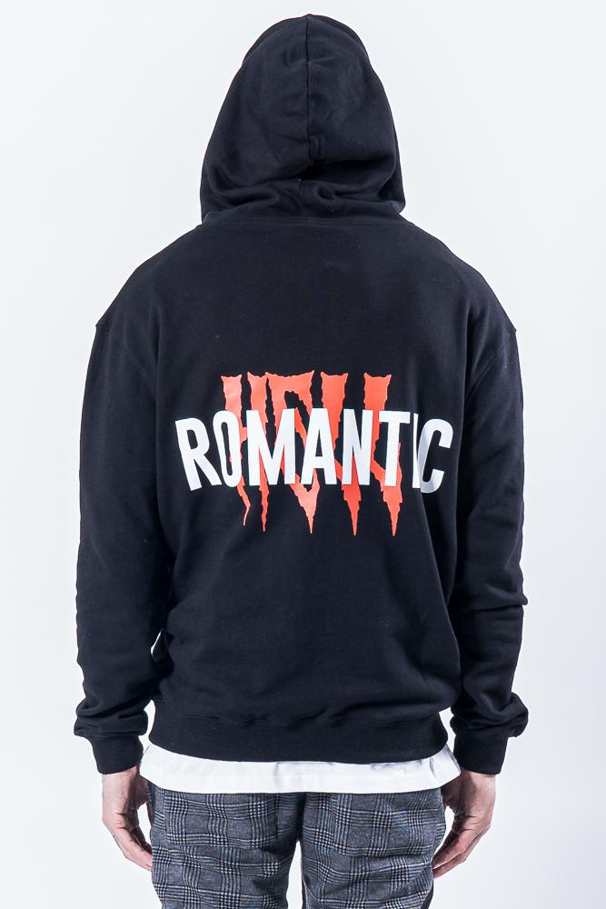 Lima 'romantic hell' Hoodie Black - PEGADOR - Dominate the Hype