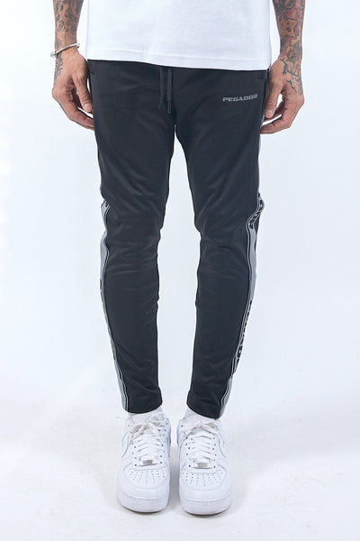 Logo Jogger Black Anthracite - PEGADOR - Dominate the Hype