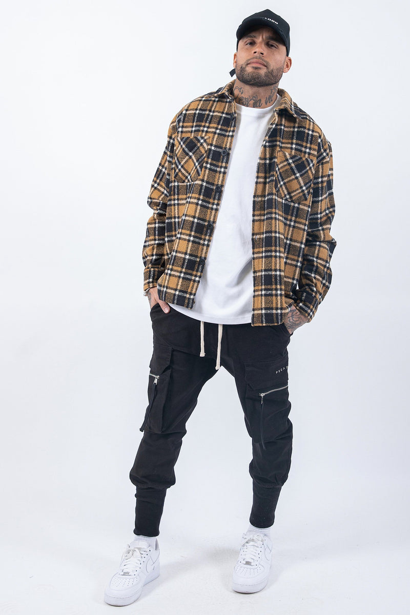 Ken Cargo Pants Black - PEGADOR - Dominate the Hype