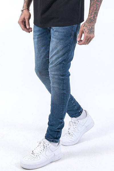 Rodeo Basic Jeans Vintage Blue - PEGADOR - Dominate the Hype