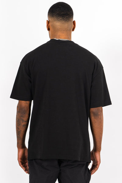Denver Oversized Tee Black - PEGADOR - Dominate the Hype
