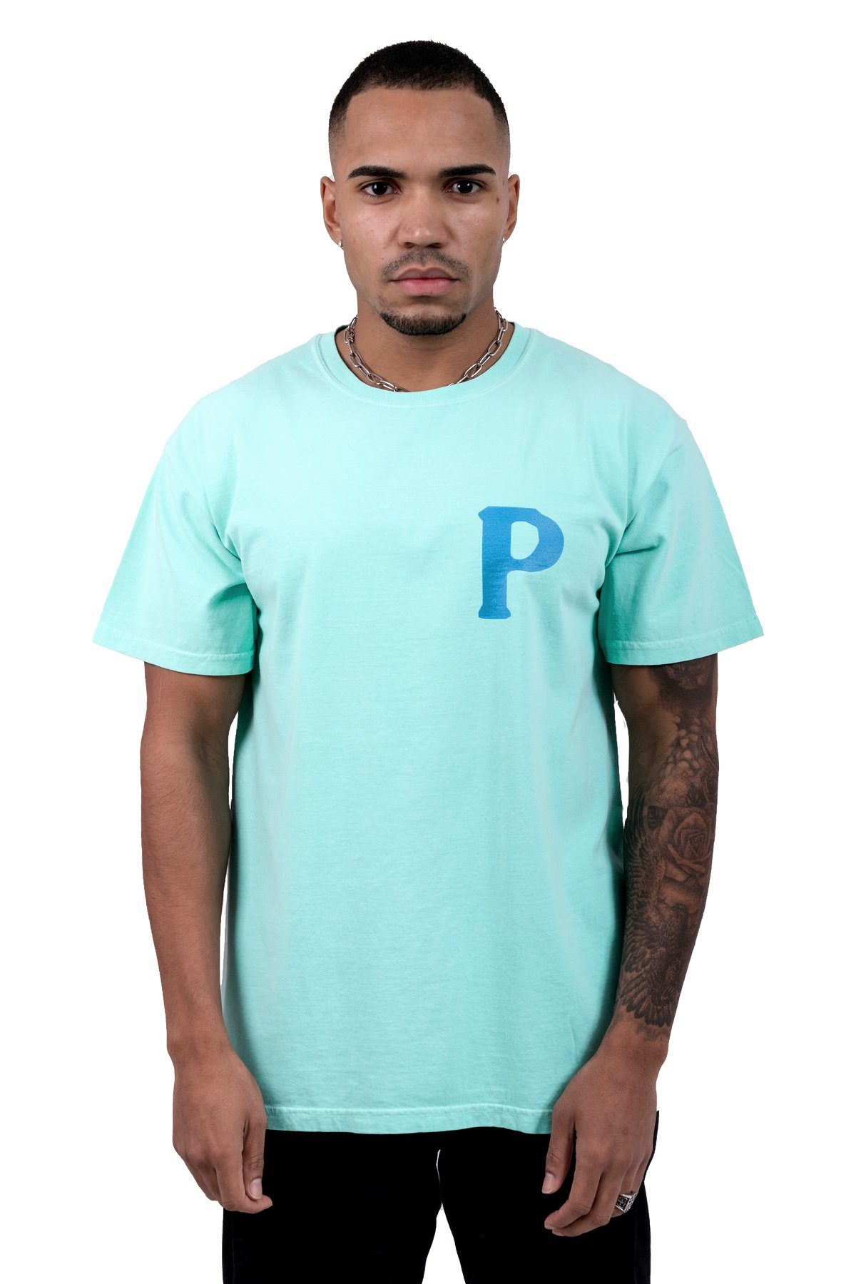 Asti Crew Oversized Tee Washed Mint - PEGADOR - Dominate the Hype