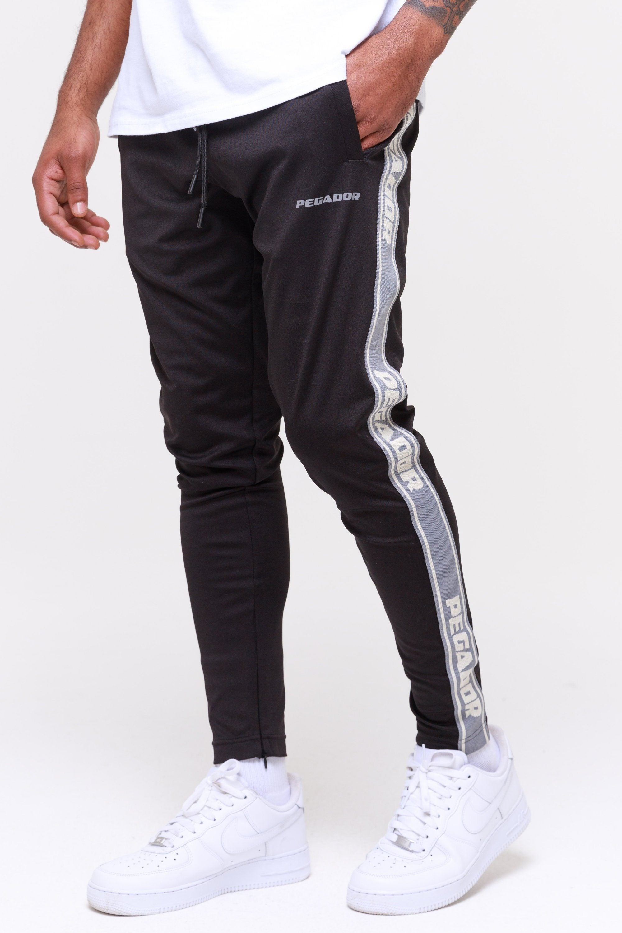 Logo Sweatpants Black Coconut Milk Pants Wild Society