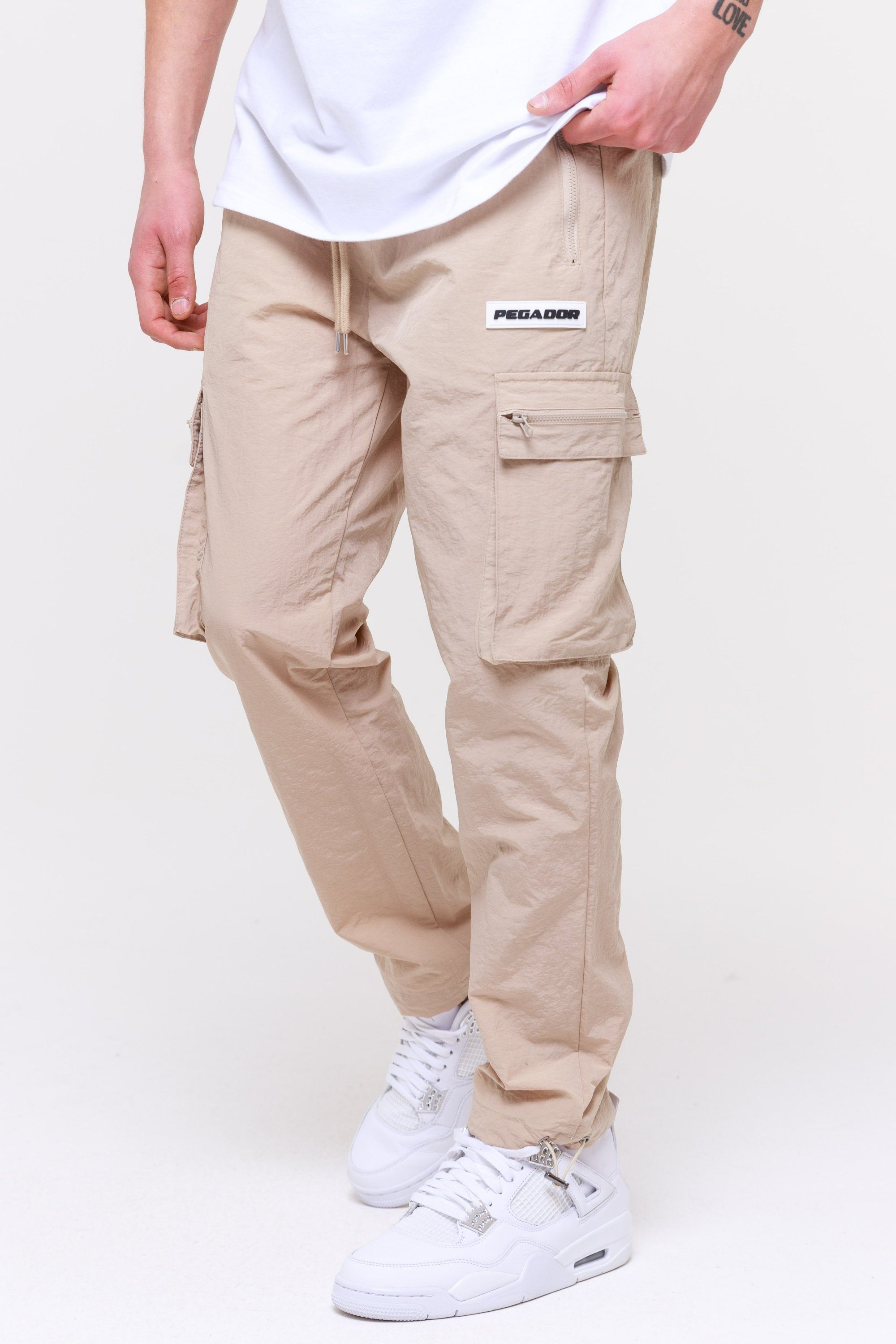 Ayvo Cargo Pants Coconut Pants Wild Society