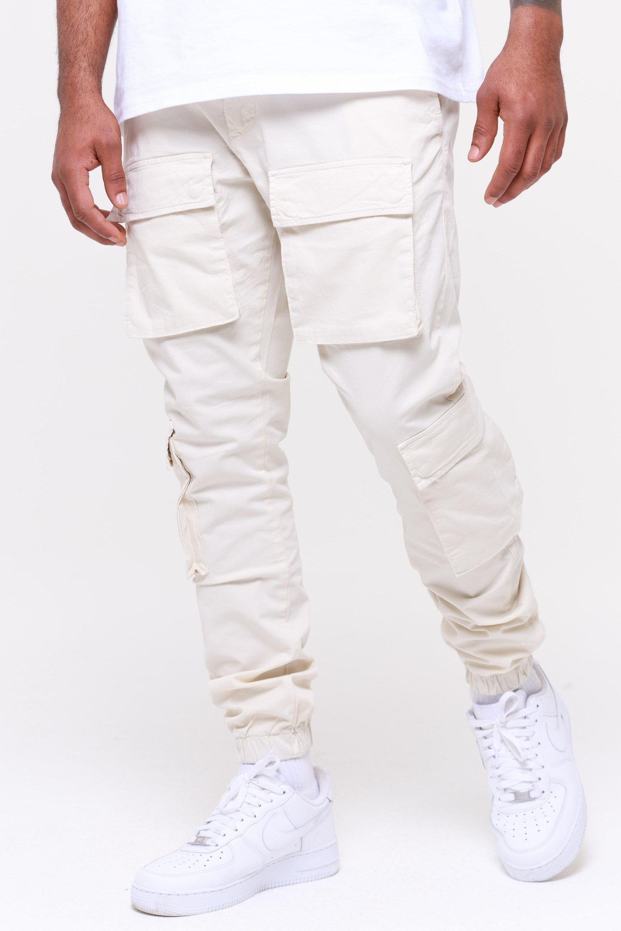 Lyon Cargo Pants Coconut Pants Wild Society