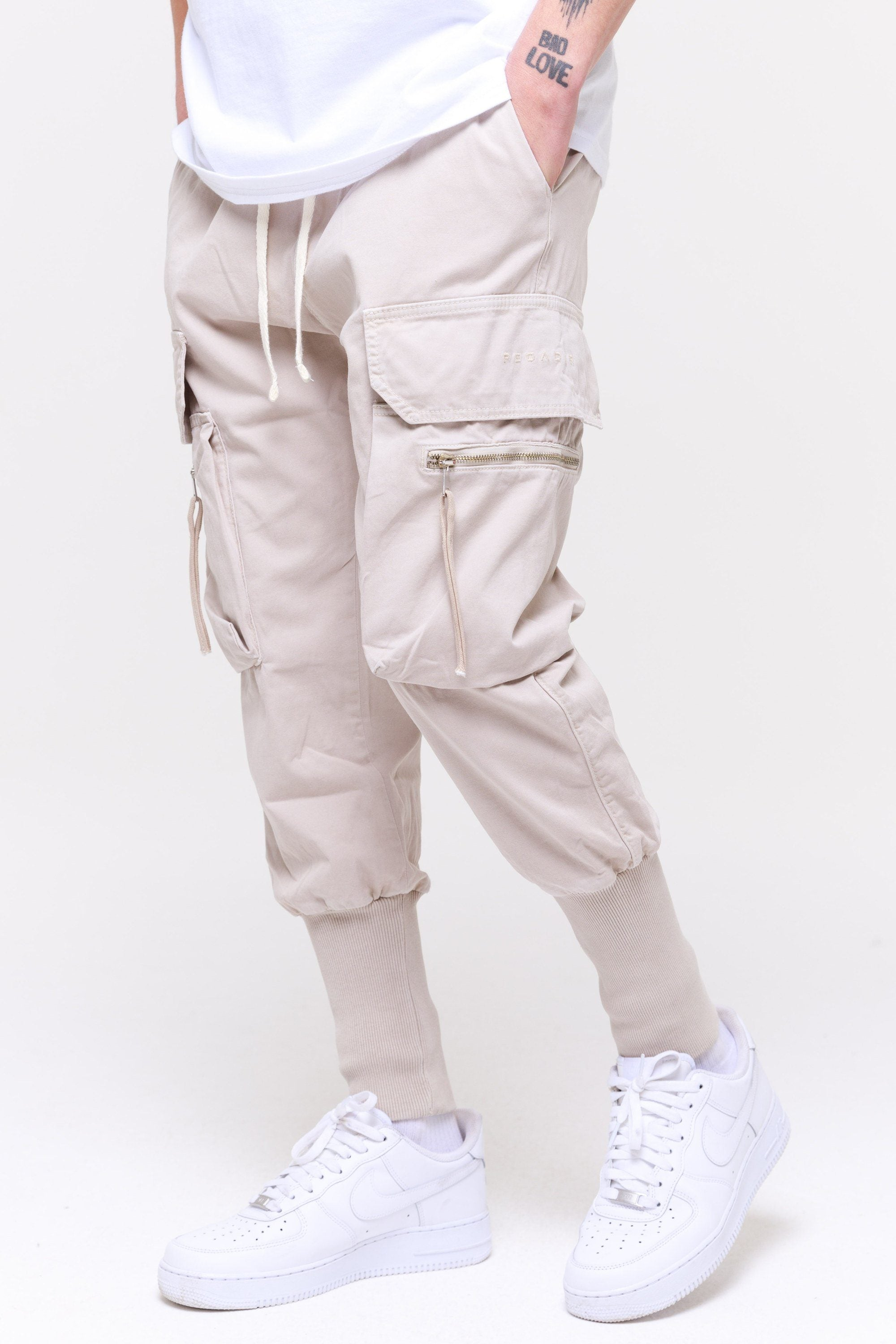 Ken Cargo Pants Vanilla BOTTOMS Frozen