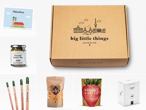New Joiner Big little things box
