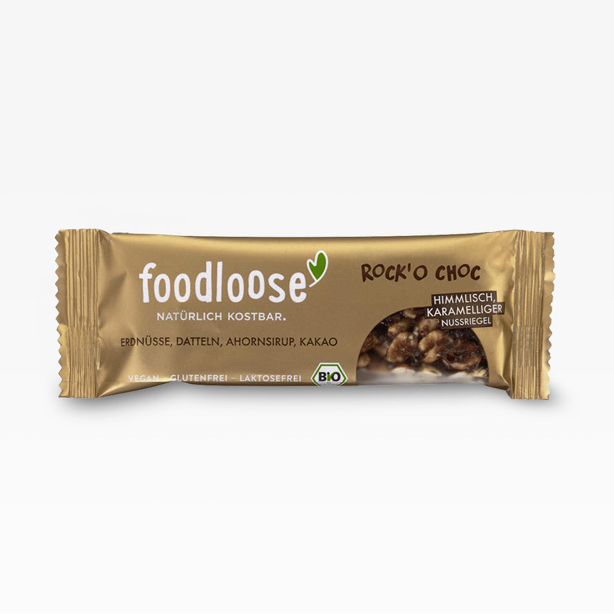Foodloose - Rock O Choc Riegel