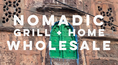 Nomadic Grill + Home Wholesale