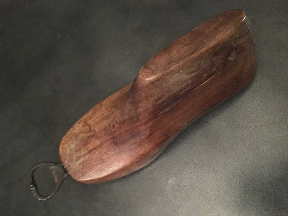 Bottle Opener Upcycled from Antique Wood Shoe Mold (bn07) - Nomadic Grill + Home - 2