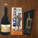 Vintage French Wine & Liquor Advertising Boomarks - Set of 6 - Nomadic Grill + Home - 3