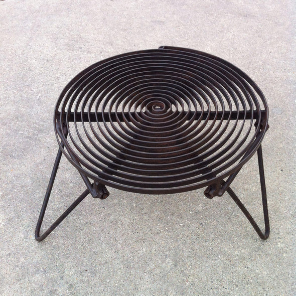 Spiral Folding Grill - Large - Nomadic Grill + Home - 4