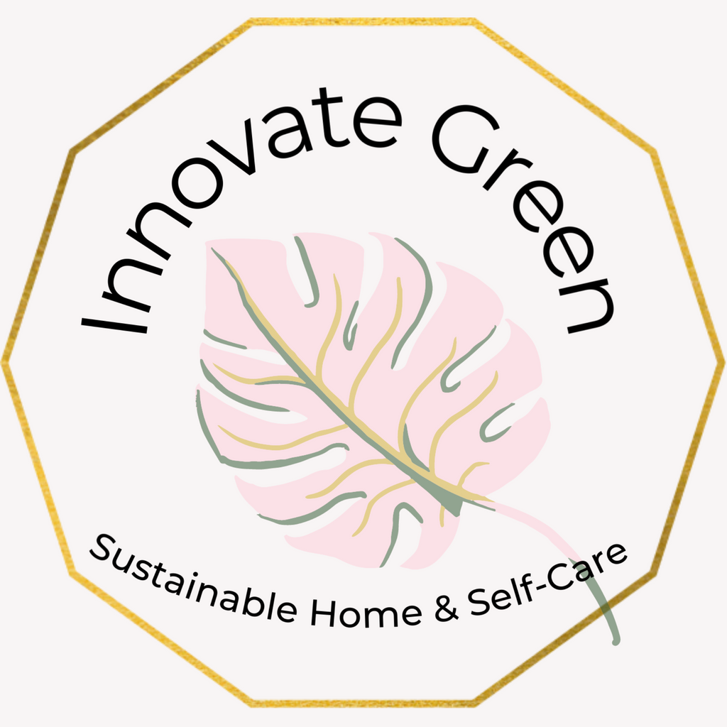 Here's is an image of Innovate Green's digital gift card, which consists of our logo.
