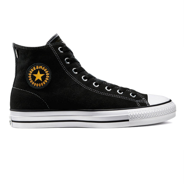 Converse CTAS Pro HI Black / Laser Orange / White