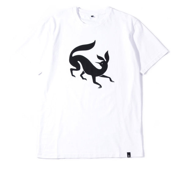 Parra Confused Fox White