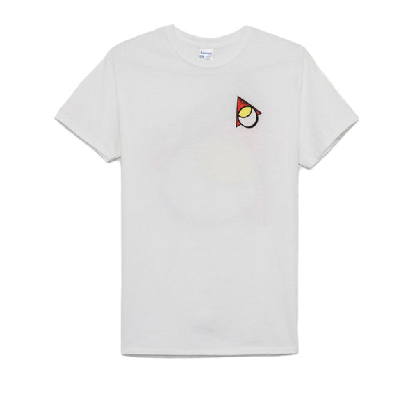 Paterson Sideline White Tee