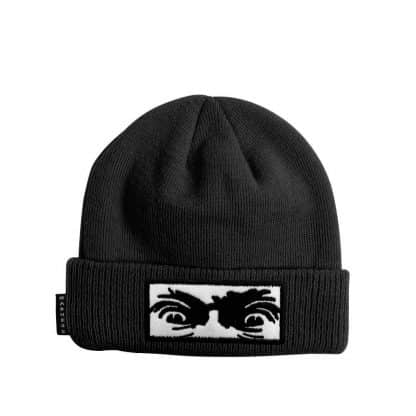 Madness Mad Eyes Beanie Black