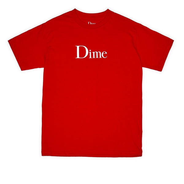 Dime Classic Logo Red