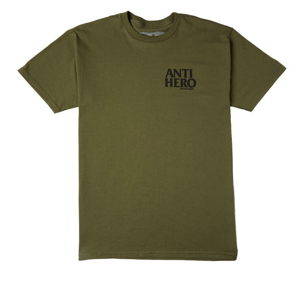Anti Hero Lil Black Hero Military Green/ Black