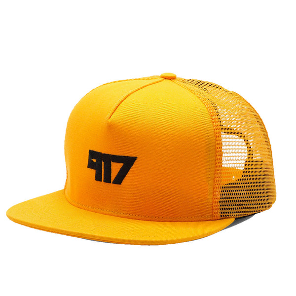 Call Me 917 Jody Hat Yellow