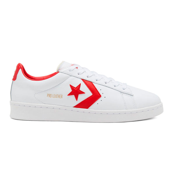 Converse OG Pro Leather Low White/Red Q.