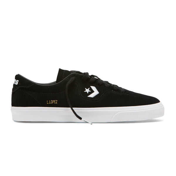 Converse Louie Lopez Pro Ox Black / White