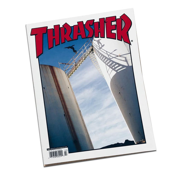 Thrasher Magazine March 2019 Issue