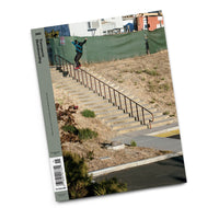 Transworld Skateboarding Nov-Dec 2018 Issue