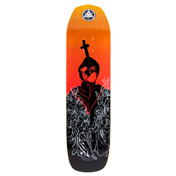 Welcome Skateboards American Idolatry Vimana 8.25