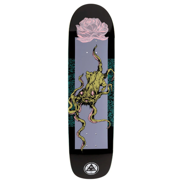 Welcome Skateboards Bactocat Son Of Planchette 8.38