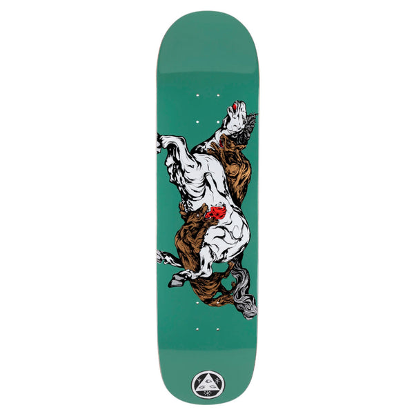 Welcome Skateboards Goodbye Horses Bunyip Mid 8.25