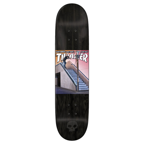 Zero X Thrasher Cover - Burman 8.25