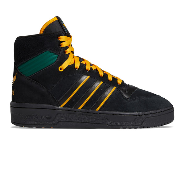 Adidas Rivalry HI Og X Na-Kel Core Black / Collegiate Gold / Collegiate Green