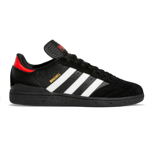 adidas Busenitz Black/White/Red