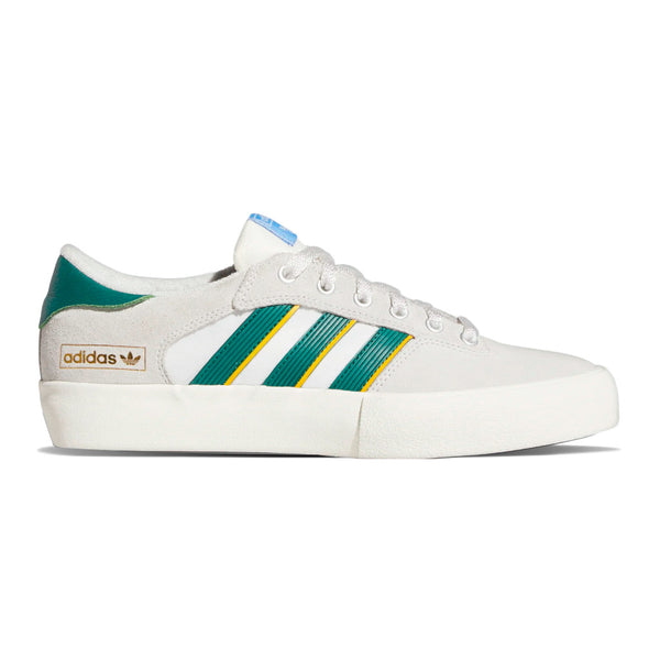 adidas Matchbreak Super White/Green/Yellow