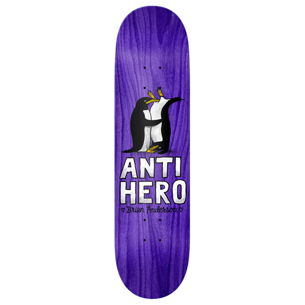 Anti Hero Lovers II B Anderson 8.5 (Purple)