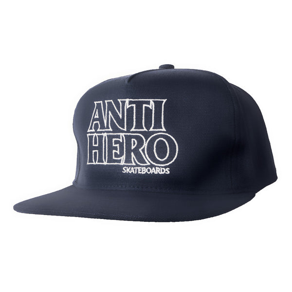 Anti Hero Black Hero Hat Navy