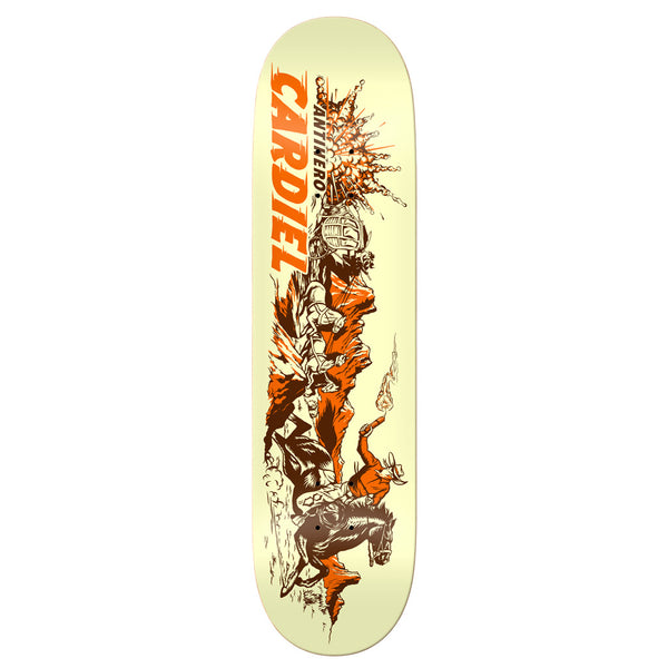 Anti Hero Cardiel Getaway Sticks 8.4