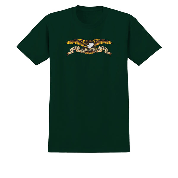 Anti Hero Eagle Forest Green Tee