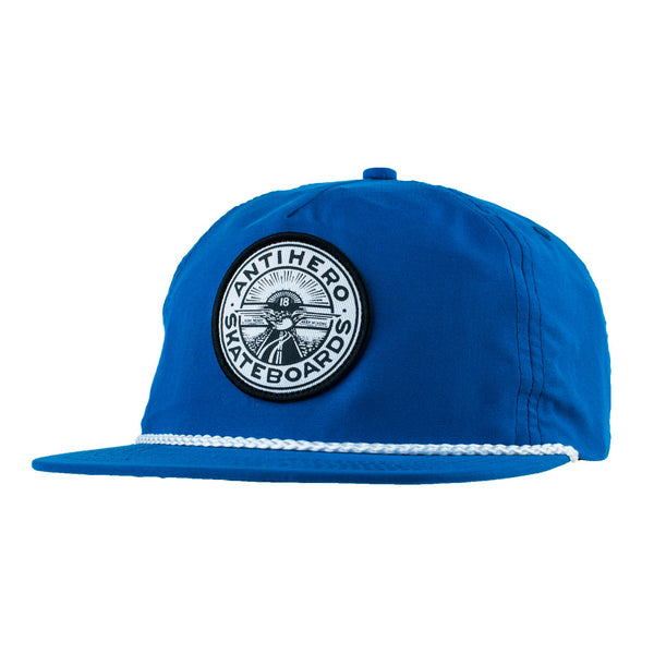 Anti Hero Stay Ready Hat Blue
