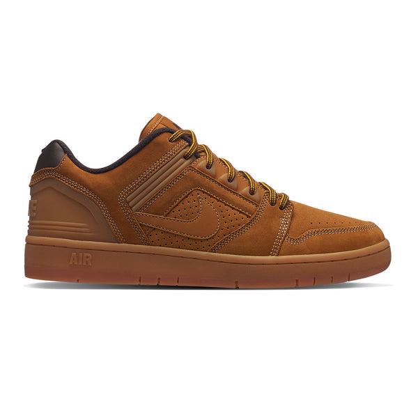 Nike Sb Air Force II Low Premium Bronze / Baroque Brown Q.