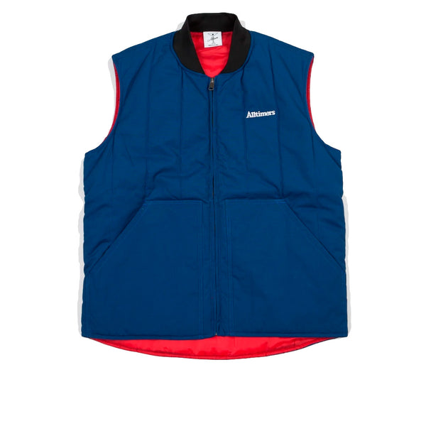 Alltimers LE Top Delivery Vest Blue/Red Q.
